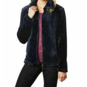 32 Degrees Heat Women Plush Velour Full Zip jacket